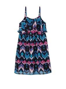 Hype Girls Bangerang Dress (Navy)
