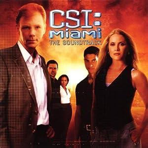 CSI:マイアミ サントラ