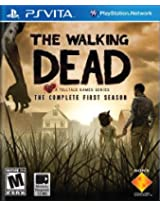 The Walking Dead (PS Vita)