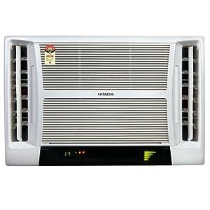 Hitachi Summer QC RAV513HTD Window Air Conditioner (1.1 Ton:5 Star)