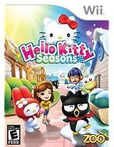 Hello Kitty Seasons - Nintendo Wii
