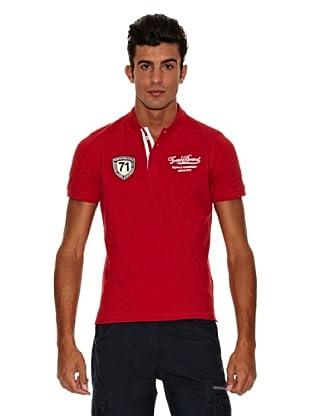 The Fresh Brand Polo (Rojo)
