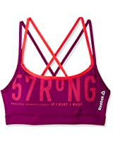 Reebok Seamless Non Wired Sports Bra