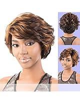 Galaxy (Motown Tress) Synthetic Full Wig In 1 B