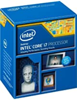 Intel® CoreTM i7-4790K Unlocked 4.0 GHz Quad Core LGA1150 Socket Processor (8M Cache, up to 4.40 GHz)