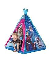 Disney Frozen Childs Indoor Outdoor Play Tent Teepee Wig Wam