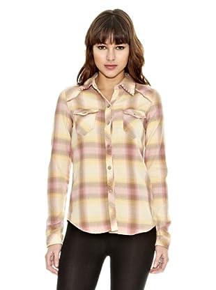 Z-BRAND Camisa Cuadros Dekalb (Rosa)
