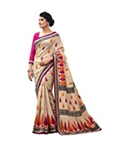 Akshaya Fashions Saree (Multicolor)