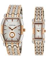 Titan Bandhan Analog Multi-Colour Dial Unisex Watch -  NB19662966KM01
