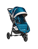 Baby Jogger 2014 City Mini GT Single Stroller, Teal/Gray
