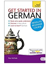 Get Started In German Book/CD Pack: Teach Yourself (New Edition)
