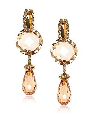 Belargo Multi Stone Drop Earrings