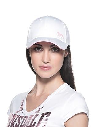 Lonsdale Cappellino Avebury (bianco/rosa)