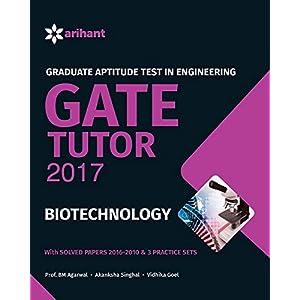 GATE  Tutor 2017 Biotechnology