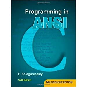 PROGRAMMING IN ANSI C 6TH EDITION