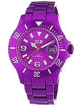 Ice-Watch Analog Purple Dial Unisex Watch - AL.PE.U.A.12