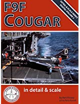 F9F Cougar in Detail & Scale (Digital Detail & Scale Series Book 2)
