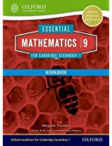 Essential Mathematics for Cambridge Secondary 1 Stage 9 Work Book