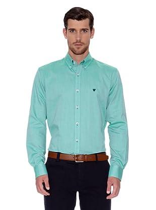 Caramelo Camisa Agobart (Verde)