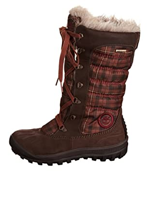 Timberland Stiefel Mt Holly F (Braun (Dark Brown with Brown Plaid))