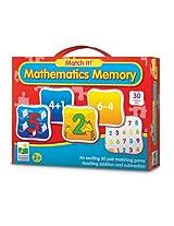 Learning Journey Match It! Memory - Mathematics