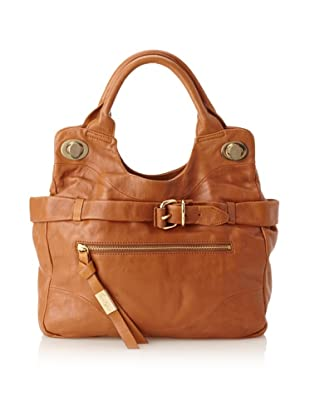 Foley + Corinna Women's  Jet Set Mini Satchel (Honey)