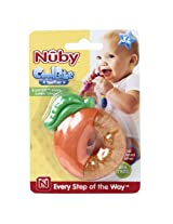 Nuby Teether-Fruit (Colours and Shapes May Vary)