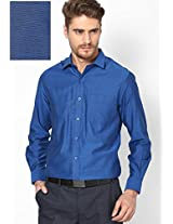 Navy Blue Formal Shirt