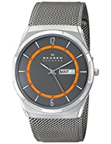 Skagen Analog Grey Dial Men's Watch - SKW6007