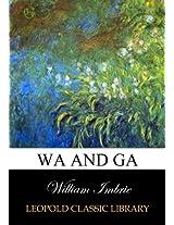 Wa and ga