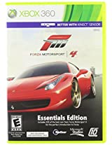 Forza Motorsport 4 - Essentials Edition (Xbox 360)