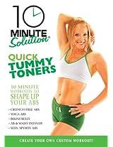 10 Ms: Quick Tummy Toners