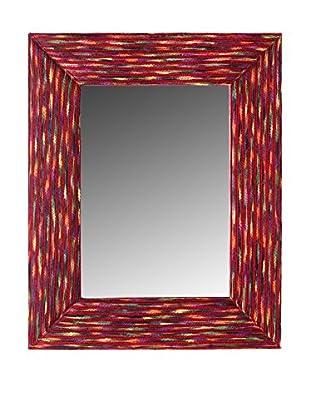 RETRO HOME Espejo de Pared Sahara Multicolor
