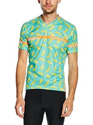 JOLLYWEAR Maillot Ciclismo Fashion Banane