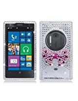 [Buy World Inc] for Nokia Lumia 1020 () 3d Full Diamond Protector Case