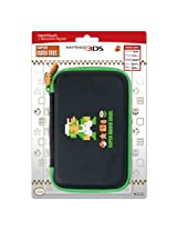 HORI 3DS XL Retro Mario Hard Pouch (Luigi)