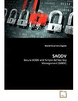 Saodv - Secure Aodv and Simple Ad Hoc Key Management (Sakm)