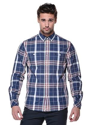 Timberland Camisa Falmouth (Azul)
