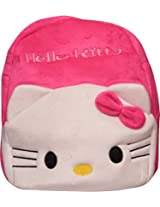 Shopperz Hello Kitty School Bag Plush Back Pack