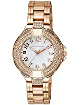 Giordano Analog White Dial Women's Watch - 6201-33