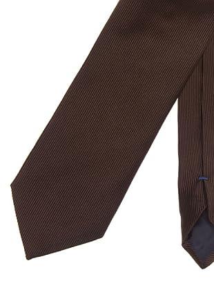 Hackett Corbata Clásica (Marrón)