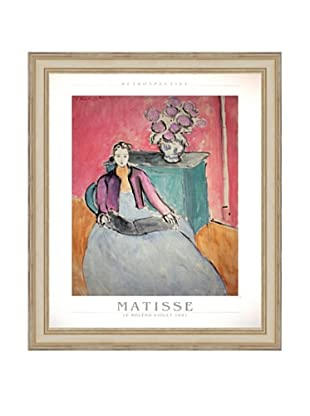 Henri Matisse: The Purple Bolero