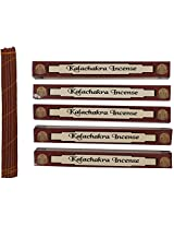 Potala Tibetan Kalachakra Incense Sticks (510 gm, Brown) - Pack of 5