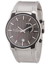 Skagen Analog Black Dial Men's Watch - 853XLSBB