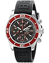Breitling Men's A13341X9-BA81RU Analog Display Swiss Automatic Black Watch