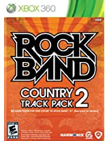 Rock Band Country Track Pack 2 (Xbox 360)