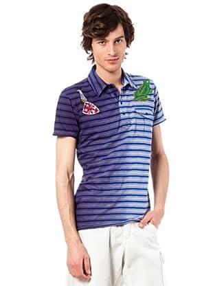 Custo Poloshirt Om Balm (Mehrfarbig)