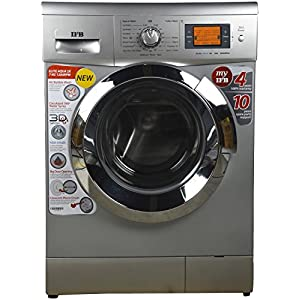 IFB Elite Aqua SX Fully Automatic Front-loading Washing Machine (7 Kg, Silver)