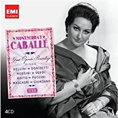 EMI Icon:モンセラート・カバリエ(4枚組)のAmazonの商品頁を開く