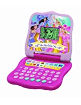 Oregon Scientific Barbie Three Muskateers Junior Laptop